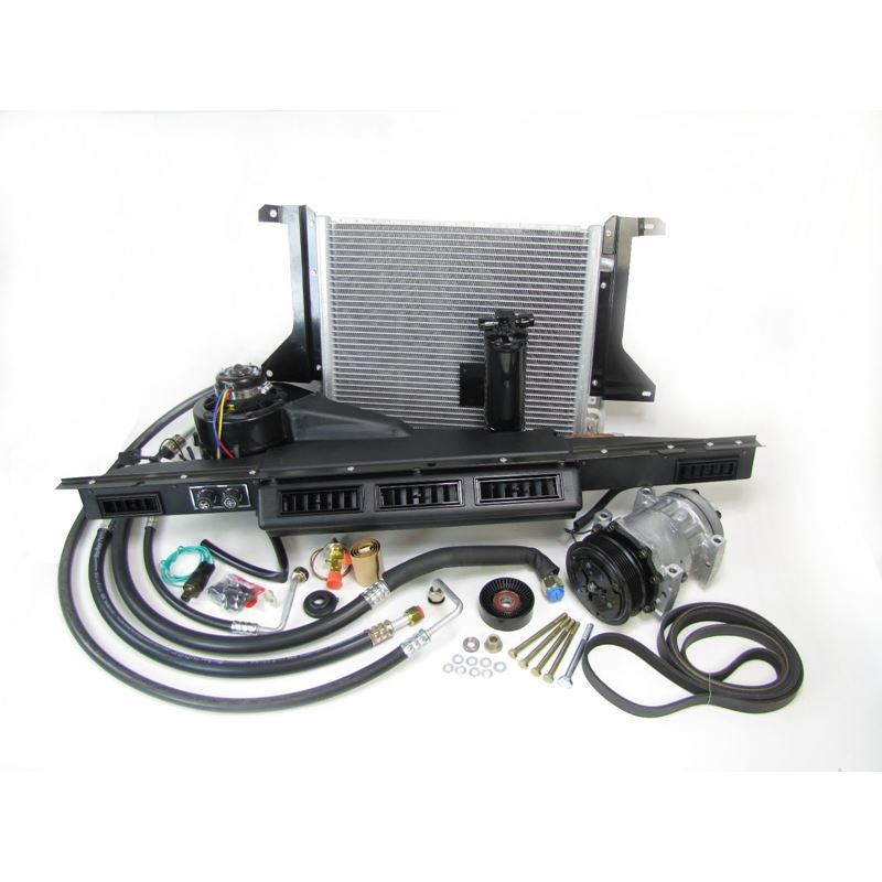 cap-9195f - complete a/c system