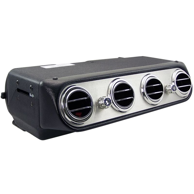 Ac systems custom street rod universal underdash systems cap 300 complete underdash ac system asfbconference2016 Image collections